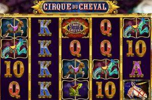 слот cirque du cheval