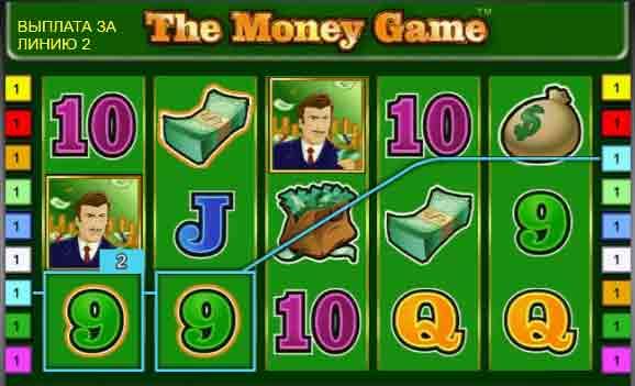слот the money game